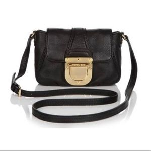 Michael Kors Charlton Crossbody black small purse